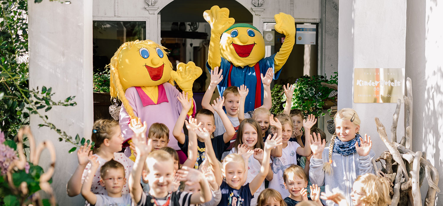 Kinderhotel Babyhotel - Smiley, Kinder - Kärnten