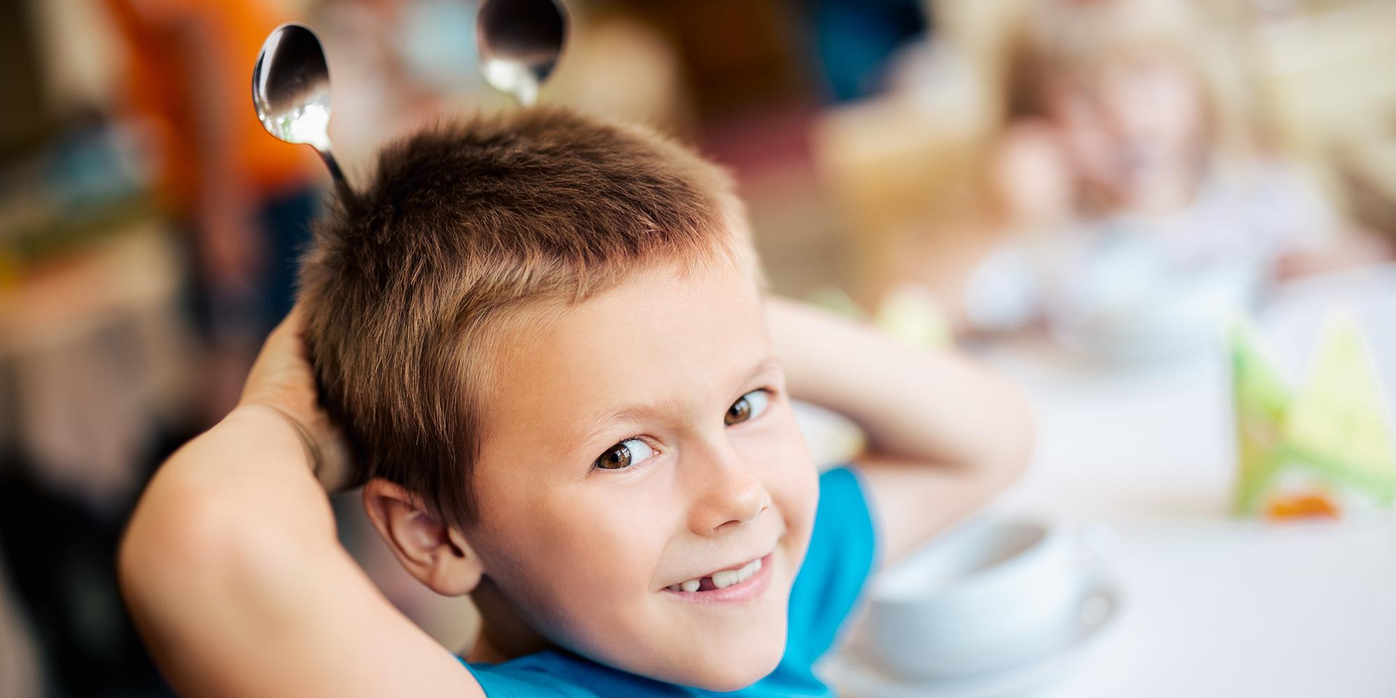 Kinderhotel Babyhotel - Essen, Kinder - Kärnten