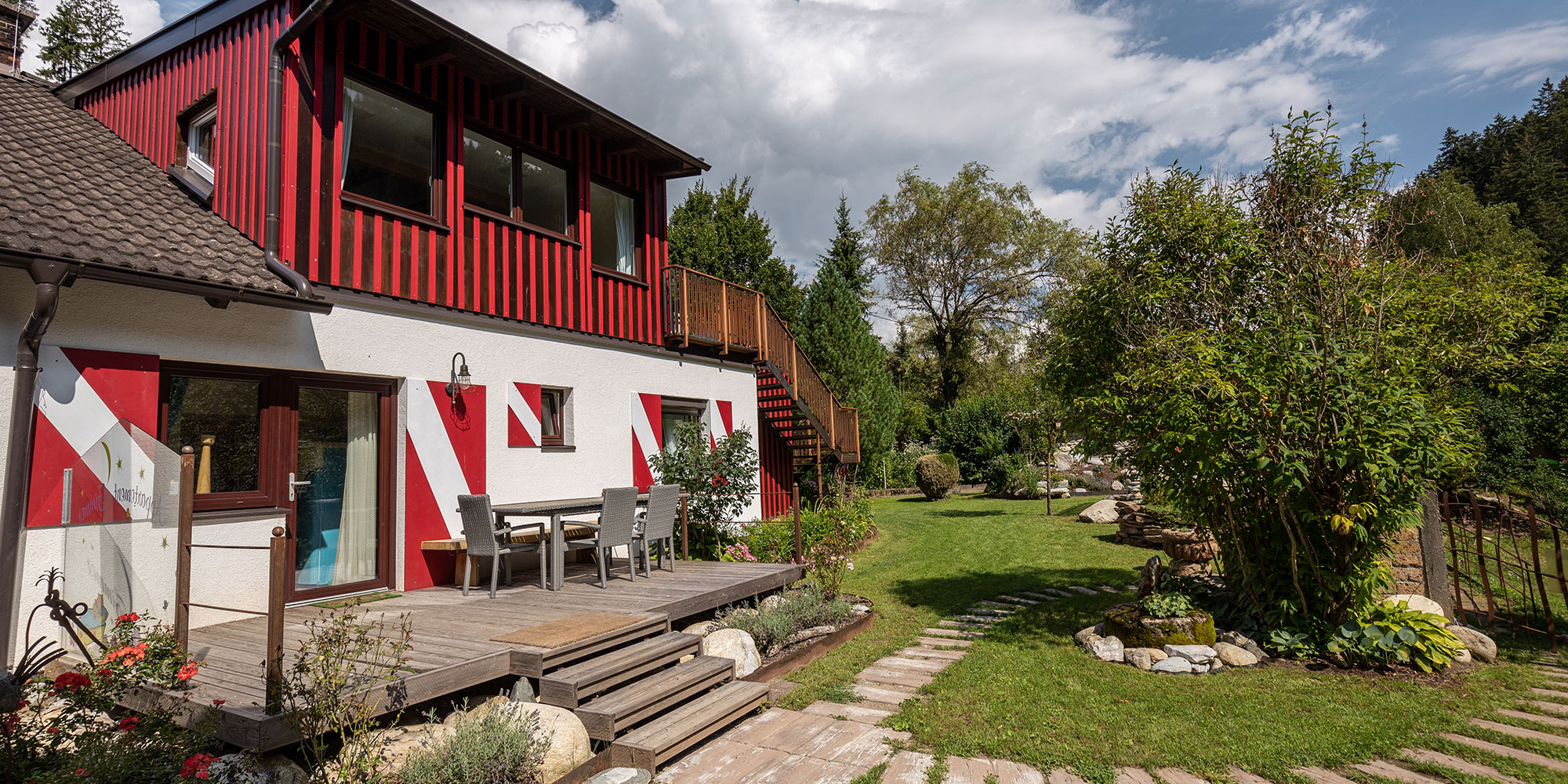 Kinderhotel Babyhotel - Flusschalet - Kärnten
