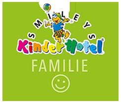 KINDERHOTEL – SMILEYHOTEL, BABYDORF, FAMILIENHOTEL Logo