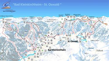 Schigebiet Bad Kleinkirchheim
