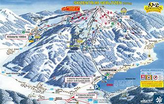 Schigebiet Gerlitzen Alpe