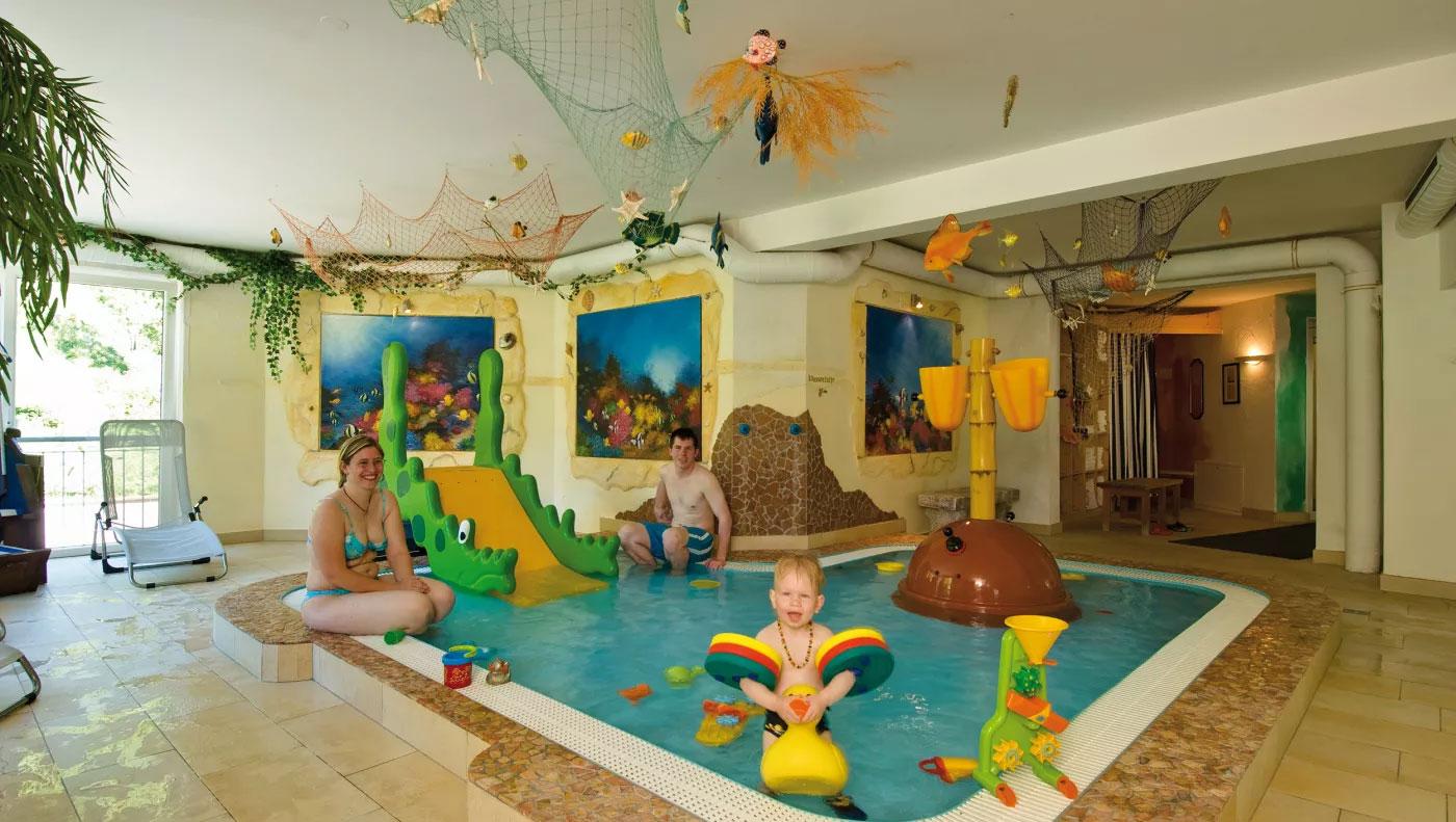 Kinderhotel Smiley - Kärnten - Wasserspass