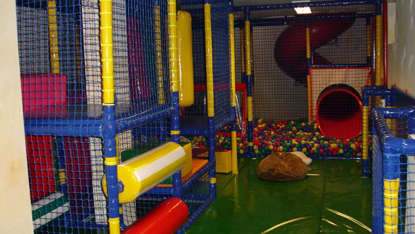 Kinderhotel Smiley - Kärnten - Spielraum