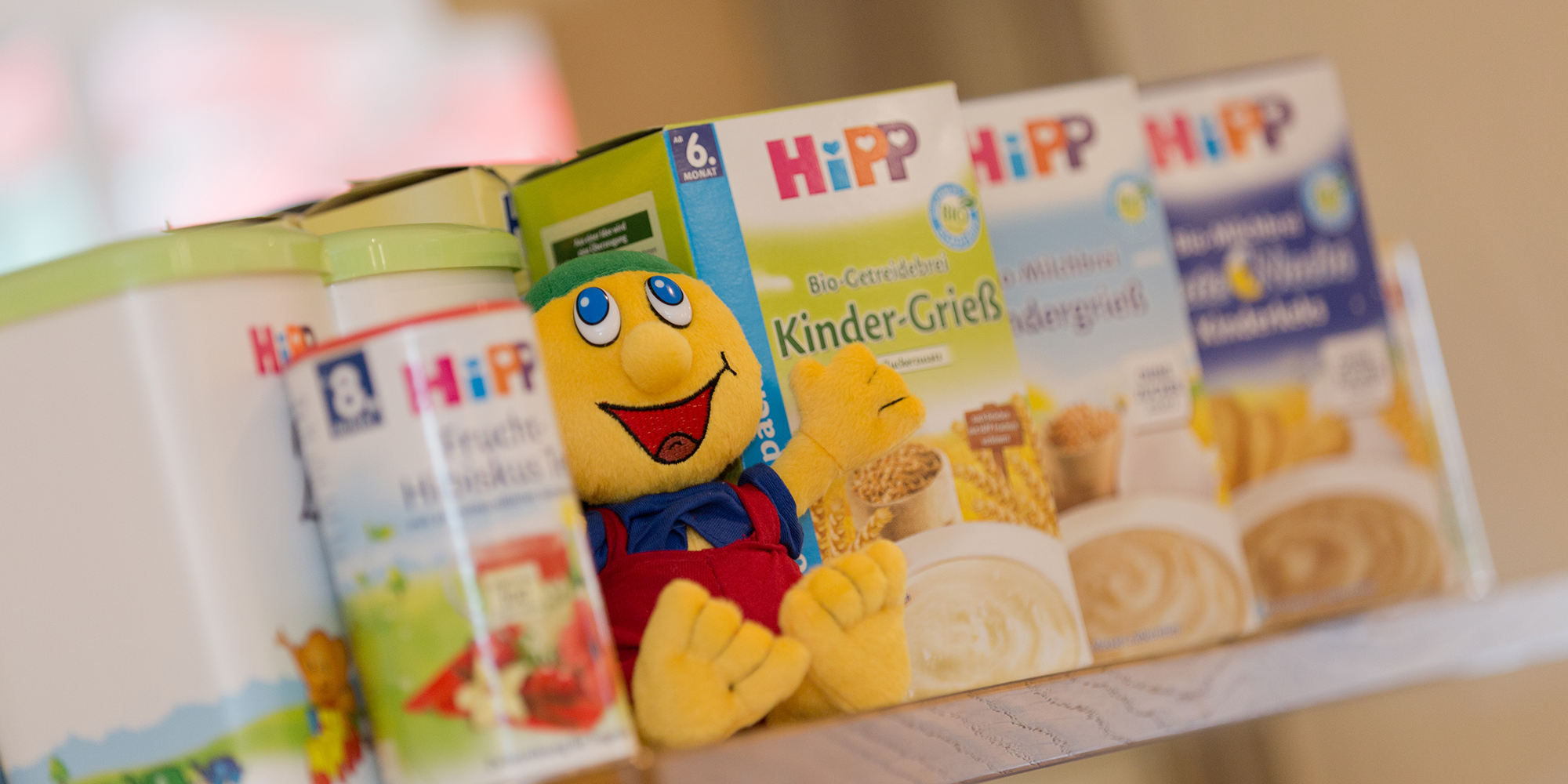Hipp - Smiley - Kinderhotel