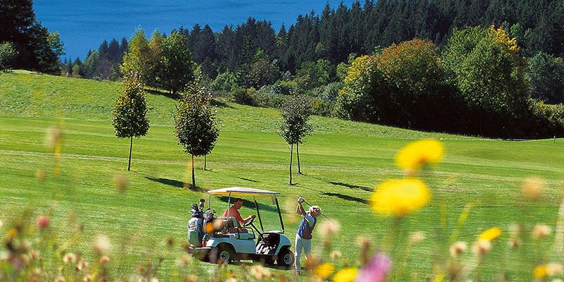 Golfplatz - Kärnten, Millstättersee