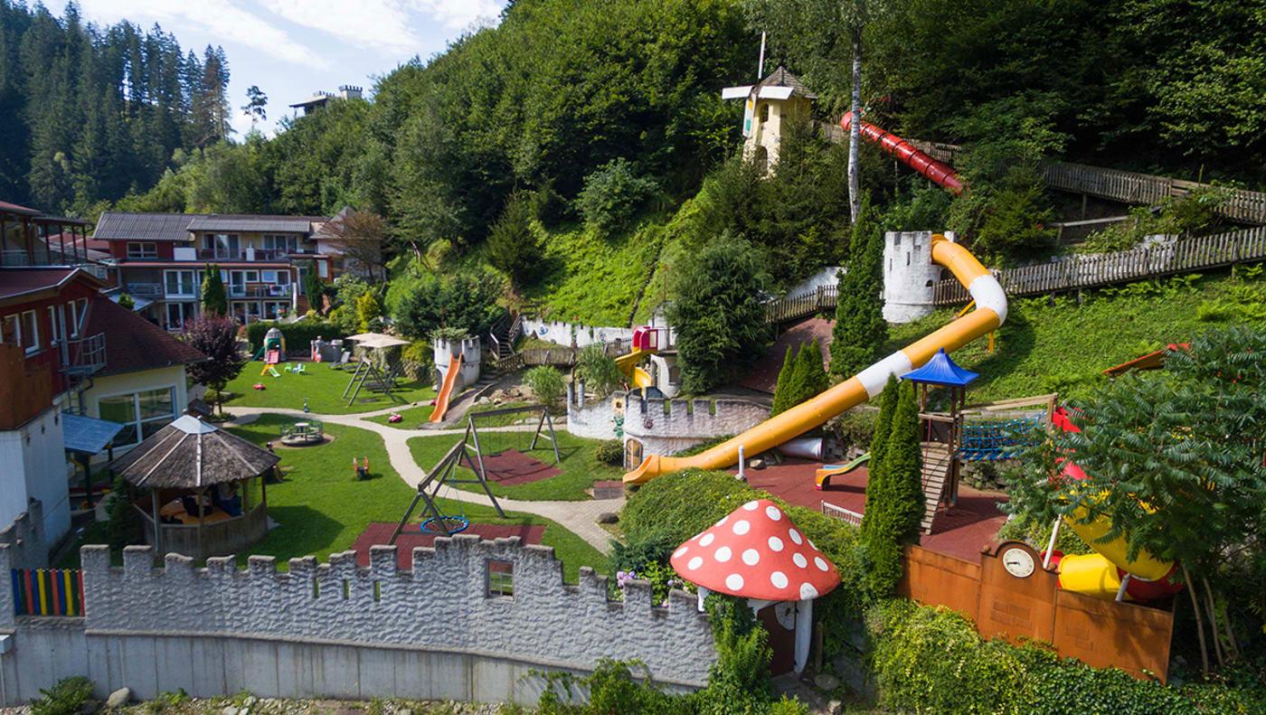 Natur PUR AKTIV - Kinderhotel