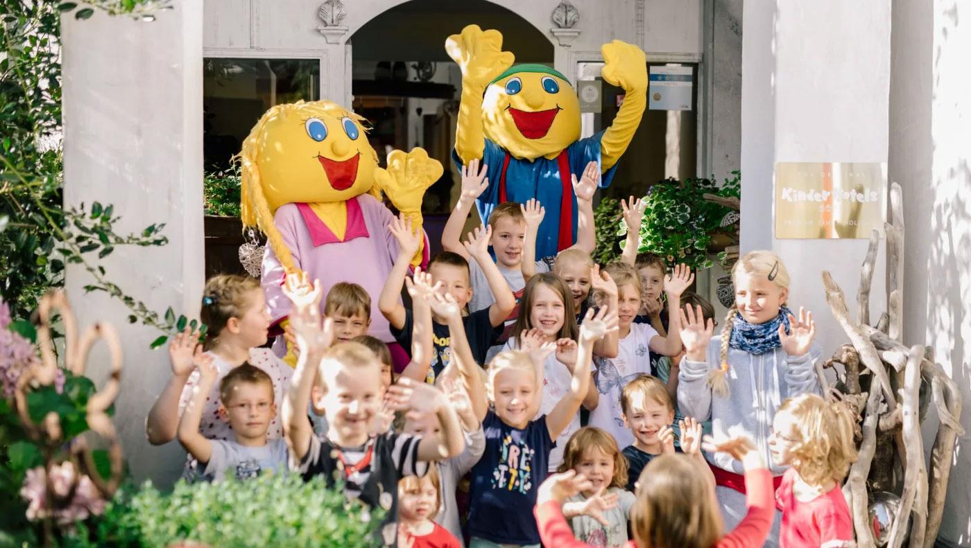 Smileyhotel Familienhotel Kinderhotel